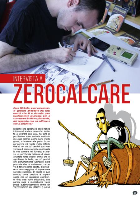 Pagina 25 di Scuola di Fumetto 111