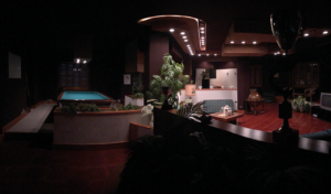 Uno dei saloni della villa acernaia.it